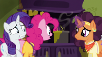 """Pinkie Pie """"what kind of food expert"""" S6E12"""