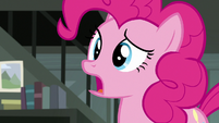 """Pinkie Pie """"why is all this happening now?"""" S7E18"""