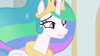 """Princess Celestia """"theater must be about"""" S8E7"""