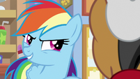 "Rainbow Dash ""I am gonna turn you"" S9E6"