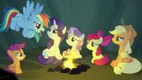 Rainbow Dash -I'm just like him!- S7E16