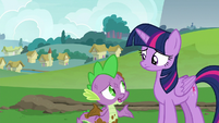 """Spike """"what's the difference?"""" S8E24"""