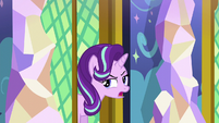 """Starlight """"looked a lot smaller from the outside"""" S6E1"""
