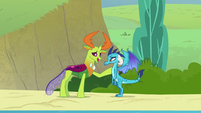 """Thorax """"get to the heart of the issue"""" S7E15"""