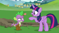 """Twilight """"she's the one who taught me"""" S8E24"""