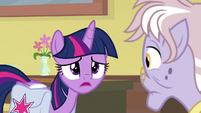 "Twilight ""that's not why we're here"" S9E5"