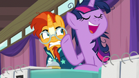 """Twilight """"that would be Lord Tirek!"""" S9E16"""