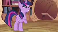 "Twilight Sparkle ""Then it looks like"" S2E03"