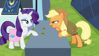 """Applejack """"you're bluffing!"""" S4E22"""
