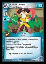Captain Celaeno, Corsair Captain card MLP CCG