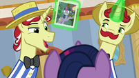 "Flim ""we'll rip this silly picture up"" S8E16"