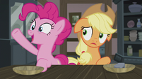 Pinkie Pie -more rock, please!- S5E20