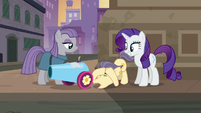 Pouch Pony --relax that jaw of yours-- S6E3