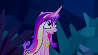 Princess Cadance uncovered S2E26