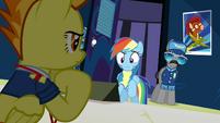 Rainbow 'I mean no ma'am!' S3E7