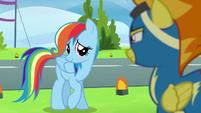 """Rainbow Dash """"Care Mare"""" S6E7"""