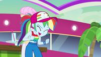 "Rainbow Dash ""best spring break"" EGSB"
