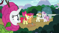"""Rarity """"after she's done with her conversation"""" S7E6"""