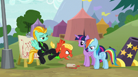 """Short Fuse """"I'm not signing that abomination!"""" S8E20"""