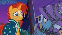 Sunburst fails to undo Trixie's chains S7E24