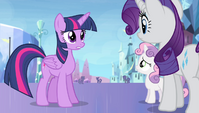 """Twilight """"figured it out on his own"""" S4E24"""
