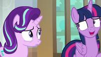 "Twilight Sparkle ""nice try"" S9E1"