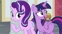 "Twilight Sparkle ""we have other classes"" S8E1"