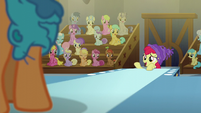 Apple Bloom --can't be any worse than I was-- S6E4