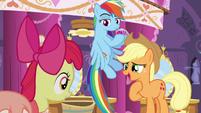 "Applejack ""my little sister's all grown up!"" S5E7"