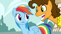 Cheese 'that pony is me' S4E12