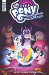 Comic issue 86 cover RI