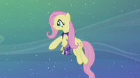 Fluttershy 'Clouds arranged 'til they're just so' S06E08