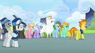 Pegasi 'Yes ma'am' 3