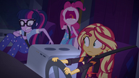 """Pinkie Pie """"what are you talking about?!"""" EGSBP"""
