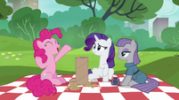 Pinkie Pie --this is amazing!-- S6E3