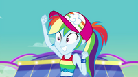 Rainbow's excitement starts to wane EGSB