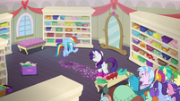 """Rainbow Dash """"are we done yet?"""" S8E17"""