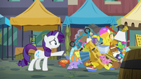 """Rarity """"all of this...!"""" S6E3"""