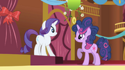 Rarity surprised at Twilight's mane S1E1.png