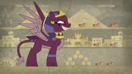 S07E18 Sfinks terroryzuje wioskę