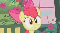 Scared Apple Bloom S1E12
