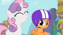 Scootaloo & Sweetie Belle 6 S2E6