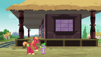 Spike and Big Mac question their decision S6E17