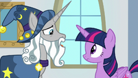 "Star Swirl ""what's untrustworthy about"" S8E16"