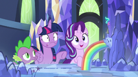"Starlight ""the map has never called me before!"" S7E10"