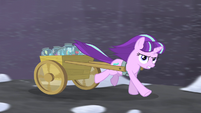 Starlight gallops through the mountain pass S5E2