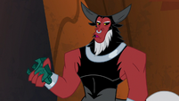 """Tirek """"if there's an answer, it's there"""" S9E17"""
