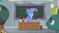 "Trixie ""the comfort of the classroom"" S9E20"