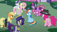 Twilight -Pinkie, stop rapping!- S4E21