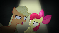 """Applejack """"we don't have room for non-apples"""" S5E4"""